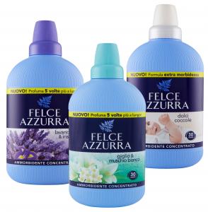 FELCE AZZURRA Ammorbidente Concentrato Neroli peonia giglio 750 ml