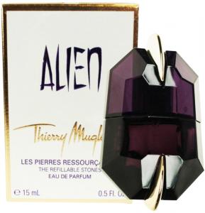 THIERRY MUGLER Alien Profumo Donna 15 ml Ricaricabile Fragranza