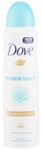 DOVE Dedorante spray Natural Touch - Deodorante Femminile E Unisex