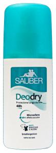 SAUBER Deodorante Vapo Deodry 75 ml - Deodoranti Donna