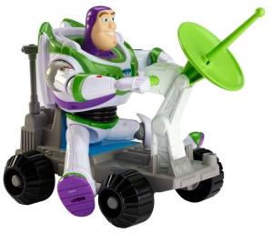 MATTEL Toy Story 4 Mega Astronave Playset 4In1 Buzz Lightyear Personaggi