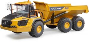 BRUDER Volvo A60H Camion Articolato Ribaltabile Mezzi Giocattolo Mezzi Lavoro