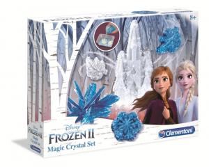 CLEMENTONI Frozen 2 Magic Crystal Set Int 1 Giochi Didattici / Educativi