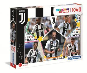 CLEMENTONI Puzzle 104 Maxi Juventus 2 Puzzle