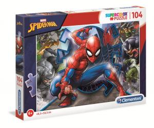 CLEMENTONI Puzzle 104 Spider-Man Puzzle
