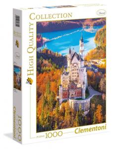 CLEMENTONI Puzzle 1000 Hqc Neuschwastein 705