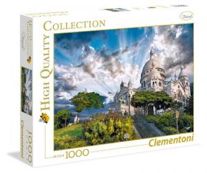CLEMENTONI Puzzle 1000 Hqc Montmartre 789