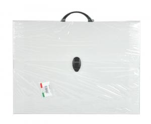 BALMAR 2000 Valigetta Polionda Colore Neutro Misura 35X52X5 Cm Valigette