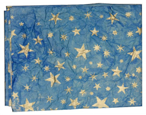 EUROMARCHI Carta Cielo Cm 100X70 Set 50 Fogli Natale Presepe - Accessori