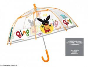 PERLETTI Ombrello Manuale Bing 42Cm Ombrelli Da Bambino (Personaggi)