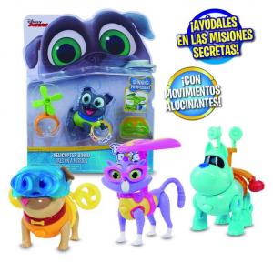 GIOCHI PREZIOSI Puppy Dog Pals - Personaggio Con Luce E Accessori Personaggi