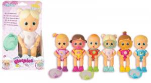 IMC Bambola Bloopies Assortimento Personaggi E Playset Femminili