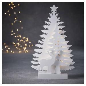 EDELMAN Decorazione Albero Di Natale Con Led A Luce Fredda A Batteria Natale