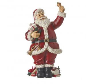 EDELMAN Babbo Natale - L18,5Xw13Xh30,5Cm Natale Babbo Natale