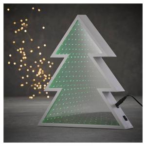 EDELMAN Albero Di Natale A Led A Batteria Natale Luci E Decorazioni Luminose