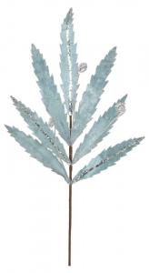 EDELMAN Ramo Foglie Colore Blu Natale Decorazioni E Oggettistica