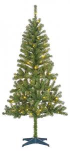 EDELMAN Dale Albero Di Natale Con Led Verdi 350 Rametti Natale Alberi Normali