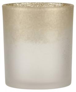 EDELMAN Portacandele Tealight Bianco Natale Candele E Incensi