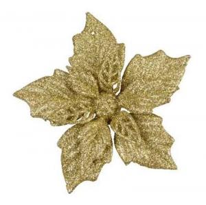 KAEMINGK Stella Di Natale Con Clip Colore Oro Natale Decorazioni E Oggettistica