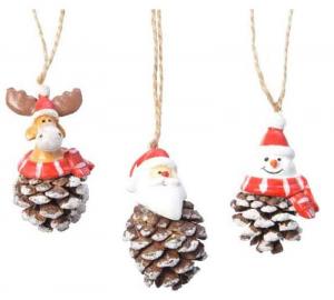 KAEMINGK Decorazioni Natalizie Da Appendere 3Ass Natale Decorazioni