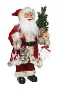 KAEMINGK Babbo Natale Con Decorazioni Babbo Natale