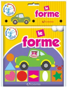EDICART STYLE Libretti Da Bagnetto Assortiti Giochi Didattici / Educativi Libri