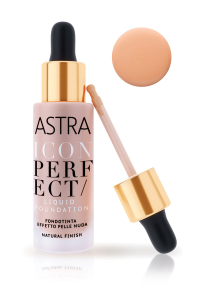 ASTRA Fondotinta Perfect Liquido 2 Beige Natural *