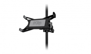 IK MULTIMEDIA iKlip Xpand - Supporto asta microfono per iPad/Tablet (max. 12,1)