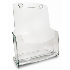 Portadepliant 1 Scompartimento A470a41 Cristal