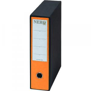 BREFIOCART Raccoglitore Protocollo D8 Arancione Dossier