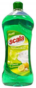 Scala Piatti 750 ml Limone Detersivo Detergente