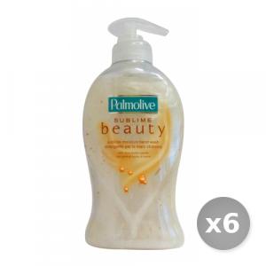 Set 6 PALMOLIVE Sapone Liquido Sublime  250 ml Saponi e Cosmetici