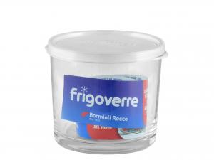 BORMIOLI ROCCO Frigoverre Vetro Tondo Tappo Frost Cm10 barattolo da cucina