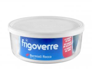 BORMIOLI ROCCO Frigoverre Vetro Tondo Tappo Frost Cm15 barattolo da cucina