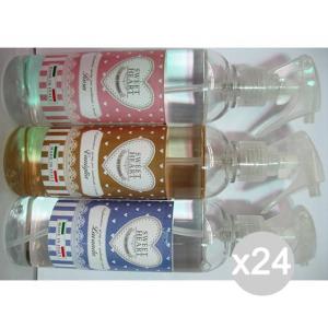 Set 24 STAR Acqua Profumata Spray Casa 250 Confezione Mista Profumazione Della Casa
