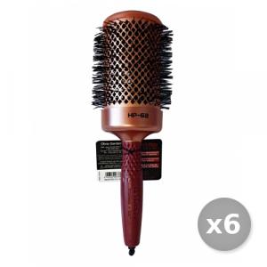 MOROCUTTI Set 6 Spazzola Rotonda HEATPRO 62 Prodotti Per capelli