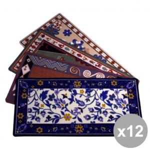 Set 12 CARIOCA Passatoia 57X140 Cm Tappeti