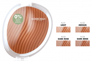 DEBORAH Puro 0% Terra 01 Light Make-up E Cosmetica