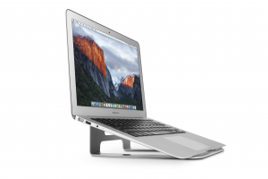 TWELVE SOUTH ParcSlope Supporto per MacBook e iPad Pro - Argento