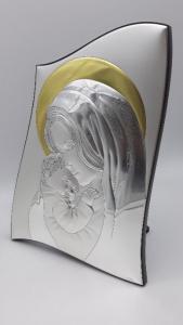Icona Sacra Valenti Madonna con bambino aureola dorata vendita online   GIOIELLERIA BRUNI