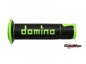 A45041C4440B7 CP MANOPOLE DOMINO NERO/VERDE  RACING