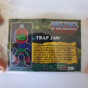 Masters of the Universe (the Loyal Subjects) TARGET EXCL. TRAP JAW