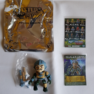 Masters of the Universe (the Loyal Subjects) TARGET EXCL. MAN-AT-ARMS