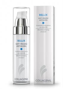 COLLAGENIL RELUX SOFT-PEELING ANTIAGING 8% DI ACIDO GLICOLICO 50 ML