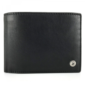 Man wallet Beverly Hills Polo Club CLASSIC BH-934 NERO
