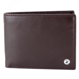 Man wallet Beverly Hills Polo Club CLASSIC BH-934 T. MORO