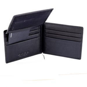Man wallet Beverly Hills Polo Club CLASSIC BH-932 NERO