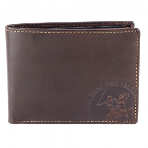 Man wallet Beverly Hills Polo Club CIRCLE BH-1192 T. moro