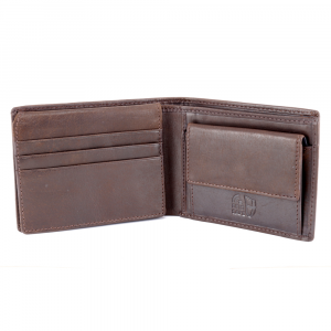 Man wallet Beverly Hills Polo Club CIRCLE BH-1193 T. MORO