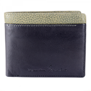 Man wallet Beverly Hills Polo Club POCKET BH-1132 NERO